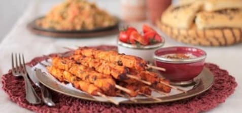 Petit tour d'horizon de recettes pour le ramadan