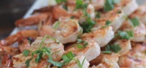 Quand recette rime avec crevette...