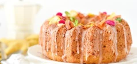 Carrot cake, le gâteau qui rend aimable