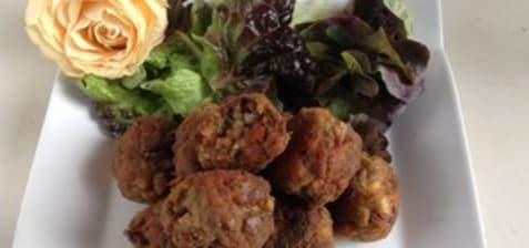 Boulettes de viande à la portugaise