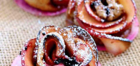 Une sélection de recettes pour octobre rose