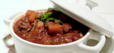 Vive les recettes de bons petits plats mijotés !