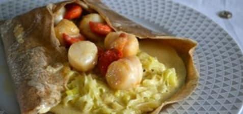 Galettes et crêpes salées : du plaisir à la Chandeleur !