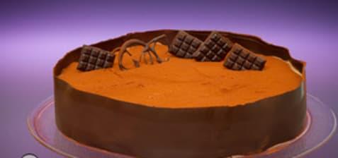Le Royal au chocolat
