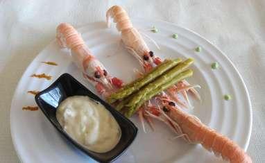 À la saint kévin, on mange des langoustines