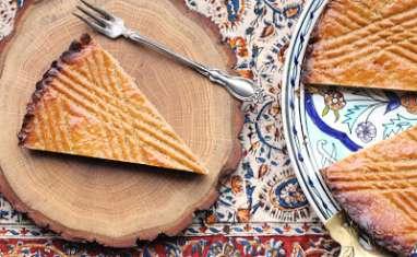 Galette des rois bretonne au beurre salé