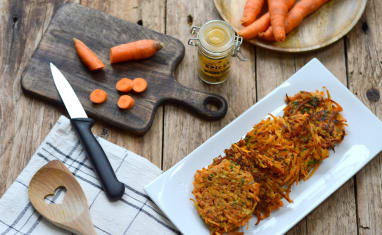 Des recettes savoureuses de galettes de légumes
