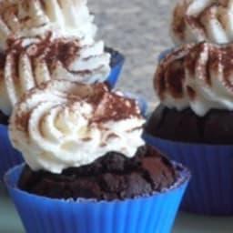Mini-muffins au chocolat et au babeurre