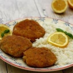 Croquette de poisson