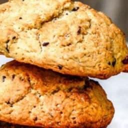 Cookies sans gluten aux fèves de cacao