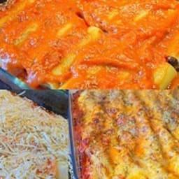 Cannelloni à la viande hachée facile