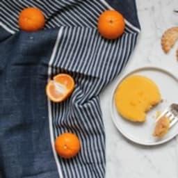 Tartelettes à la mandarine
