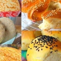 Pain, galette arabe pour le ramadan