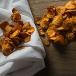 Chips de patate douce simplissimes