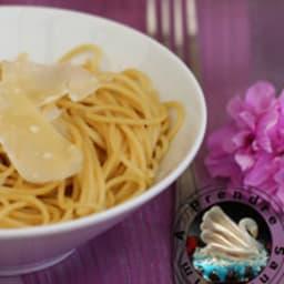 Spaghetti à la marmite