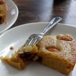 Gâteau à la pâte de dattes