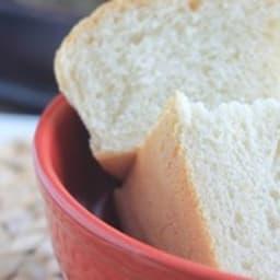 Pain matlouh à la farine sans pétrissage au four