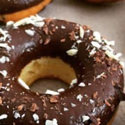 Gâteau au yaourt façon donuts