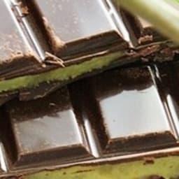 Chocolat noir au lemon curd