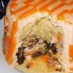 Chartreuse de poule faisane : la mise en place