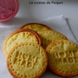 Biscuits au lait concentré sucré
