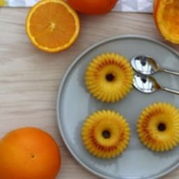 Moelleux à l'orange