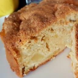 Gâteau aux pommes irlandais