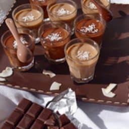 Crèmes express choco-coco