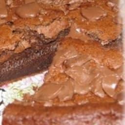 Gâteau sans beurre aux chocolats de Pâques