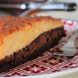 Gâteau impossible au caramel
