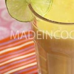Sinh Tố Xoài, milk shake mango vietnamien
