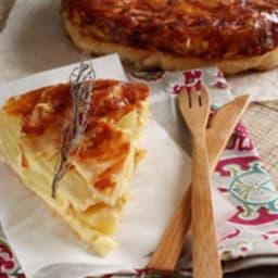 Raclette façon Tatin