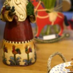 Petits sablés cannelle et vanille