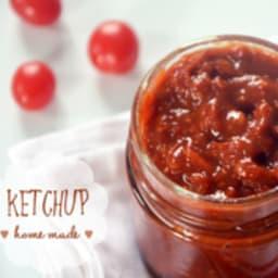 Ketchup maison