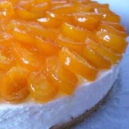 Cheesecake citron et kumquats confits