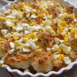 Chou-fleur parmesane