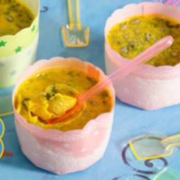 Kulfis glacés à la pistache