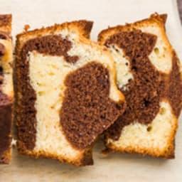 Le cake marbré façon Savane