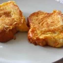 Brioche perdue façon pain d'épices