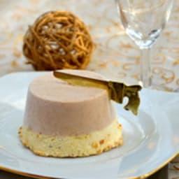 Parfaits glacés vanille et marrons