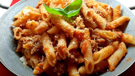 Pâtes à la sauce Bolognaise fait maison