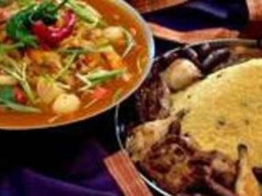 Un avant-goût de la cuisine du maghreb
