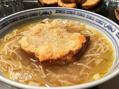 C'est l'heure de la soupe !
