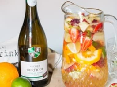 Sangria blanche