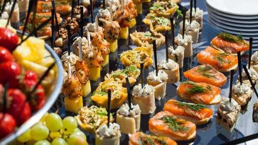 idée recette buffet froid original Préparer un buffet   Idées, recettes et conseils pour réaliser de  idée recette buffet froid original