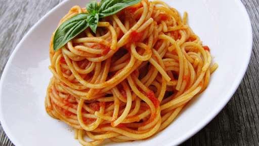 Sauce marinara aux tomates fraîches