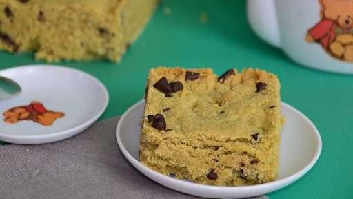 Brownie choco-matcha