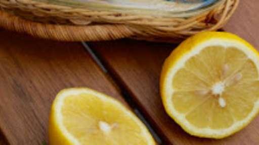 Parmentier de poisson aux poireaux et au citron