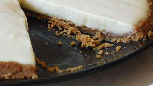 Tarte au citron sans cuisson ou key lime pie