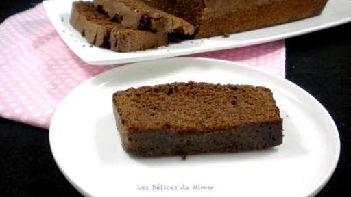 Cake au chocolat et aux amandes simplissime